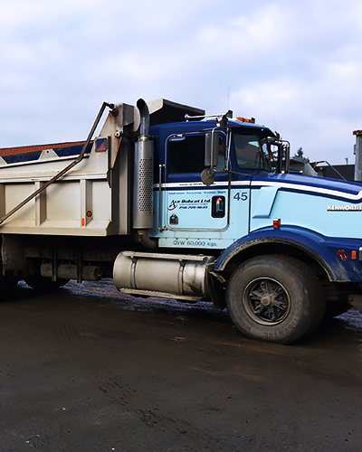 Trucking and Slinger Services